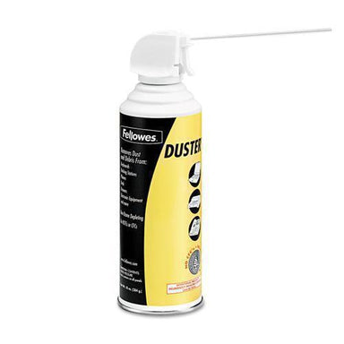 Fellowes Air Duster, 152a Liquefied Gas, 10oz Can-Fellowes®-Omni Supply