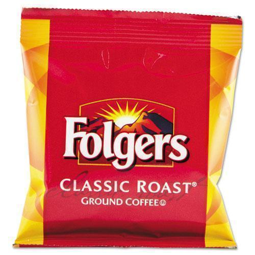 Folgers Coffee, Fraction Pack, Classic Roast, 1.5oz, 42-carton-Folgers®-Omni Supply