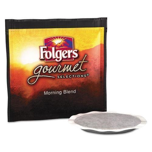 Folgers Gourmet Selections Coffee Pods, Morning Blend, 18-box-Folgers®-Omni Supply