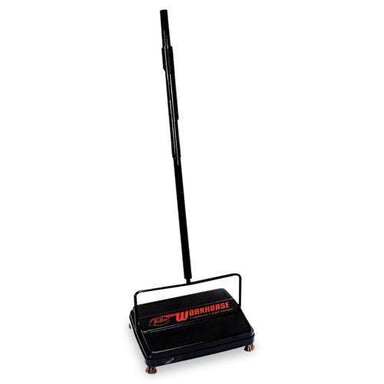 "Franklin Workhorse Carpet Sweeper, 46"", Black-Franklin Cleaning Technology®-Omni Supply"