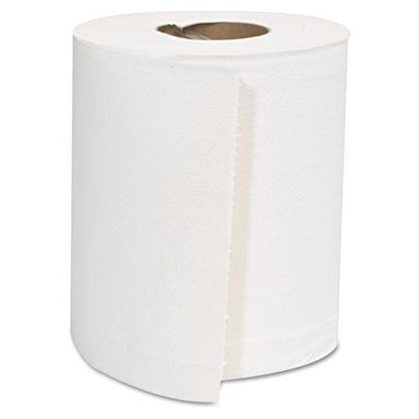 GEN Center-Pull Roll Towels, 2-Ply, White, 8 X 10, 600-roll, 6 Rolls-carton-GEN-Omni Supply