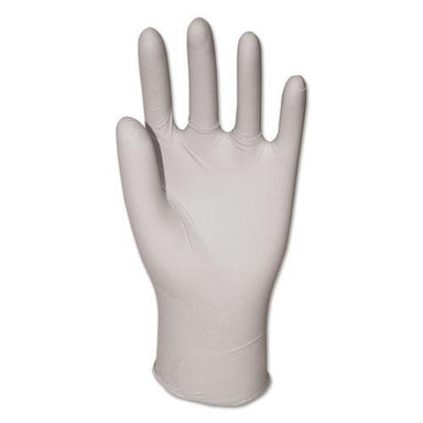GEN General Purpose Vinyl Gloves, Powder-Free, Large, Clear, 3.6 Mil, 1000-carton-GEN-Omni Supply