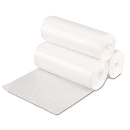 GEN High-Density Can Liner, 24 X 31, 15gal, 7mic, Natural, 50 Bags-roll, 20 Rolls-ct-GEN-Omni Supply
