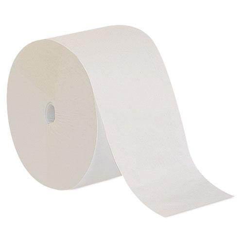 GeorgiaPac Compact Coreless One-Ply Bath Tissue, White, 3000 Sheets-roll, 18rolls-carton-Georgia Pacific® Professional-Omni Supply