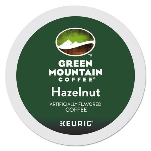 GreenMtn Flavored Variety Coffee K-Cups, 88-carton-Green Mountain Coffee®-Omni Supply