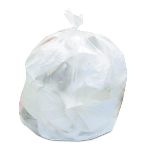 Heritage High-Density Coreless Can Liner, 30 Gal, 30 X 37, Natural, 25 Bag-rl, 20 Rl-ct-Heritage-Omni Supply