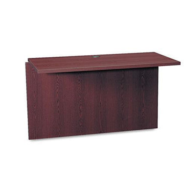 HON 10500 Series Bridge, 47w X 24d X 29-1-2h, Mahogany-HON®-Omni Supply