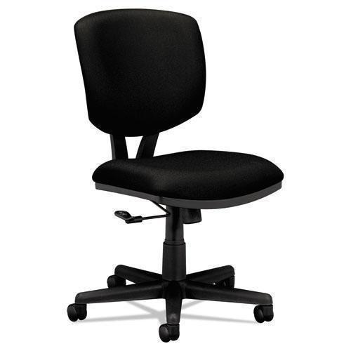 HON Volt Series Task Chair, Black Fabric-HON®-Omni Supply