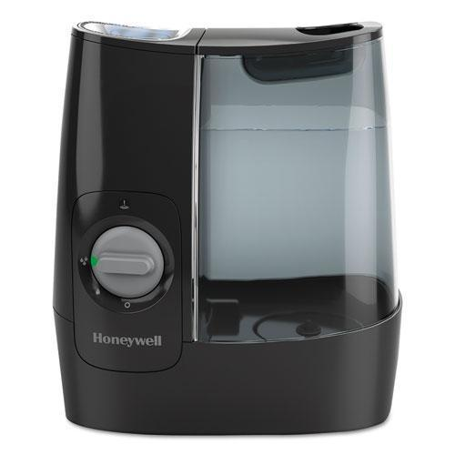 Honeywell FILTER FREE WARM MIST HUMIDIFIER, 1 GAL, 11.95W X 7.45D X 12.45H, BLACK-Honeywell-Omni Supply