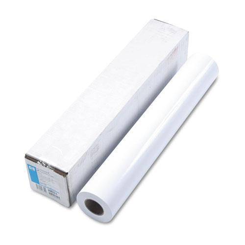 "HP Designjet Large Format Instant Dry Gloss Photo Paper, 24"" X 100 Ft., White-HP-Omni Supply"