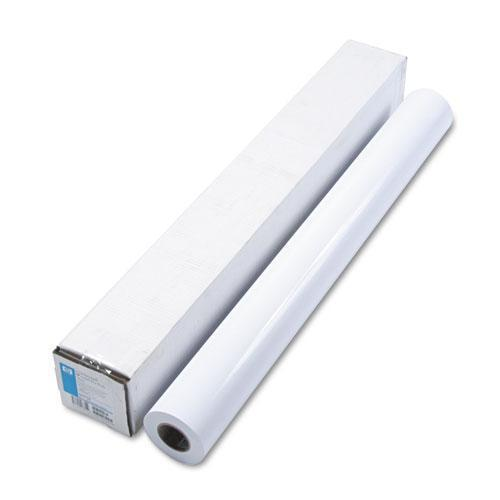 "HP Designjet Large Format Instant Dry Gloss Photo Paper, 36"" X 100 Ft., White-HP-Omni Supply"