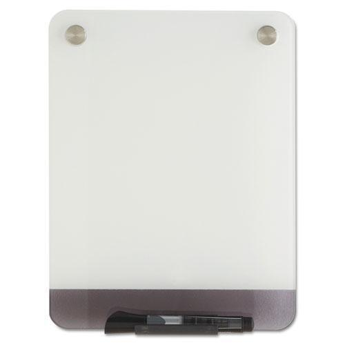 Iceberg Clarity Glass Personal Dry Erase Boards, Ultra-White Backing, 9 X 12-Iceberg-Omni Supply