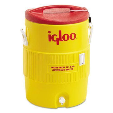 Igloo Industrial Water Cooler, 10gal-Igloo®-Omni Supply