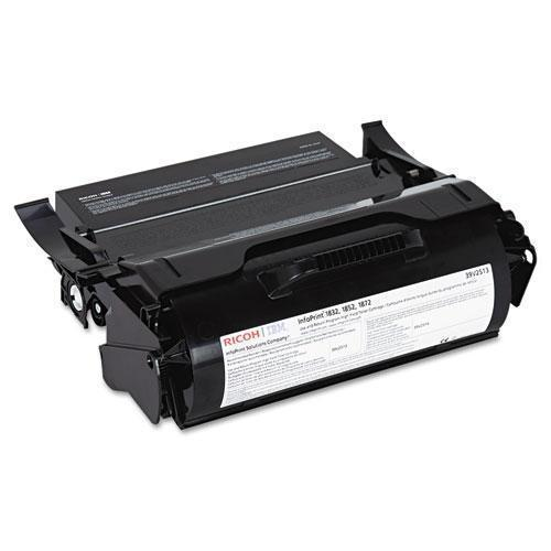 InfoPrint 39v2513 High-Yield Toner, 25000 Page-Yield, Black-InfoPrint Solutions Company™-Omni Supply