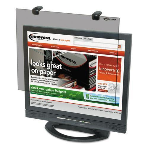 "Innovera Protective Antiglare Lcd Monitor Filter, Fits 19""-20"" Widescreen Lcd, 16:10-Innovera®-Omni Supply"
