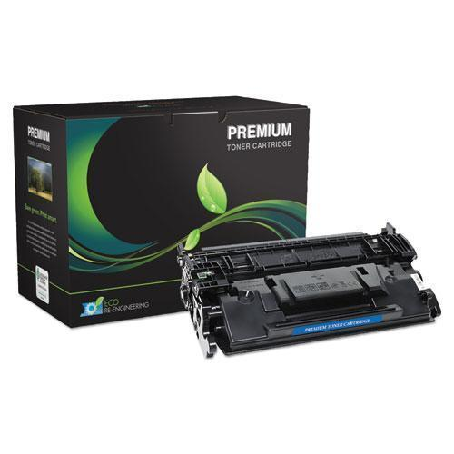 Innovera REMANUFACTURED CF226X (26X) HIGH-YIELD TONER, 9000 PAGE-YIELD, BLACK-Innovera®-Omni Supply