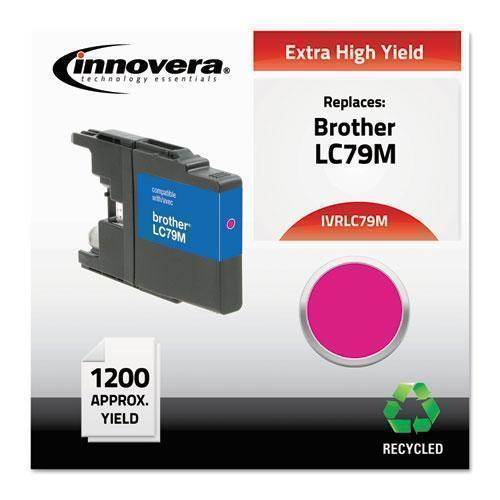 Innovera Remanufactured Lc79m Extra High-Yield Ink, Magenta-Innovera®-Omni Supply