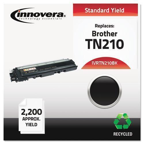 Innovera Remanufactured Tn210bk Toner, Black-Innovera®-Omni Supply