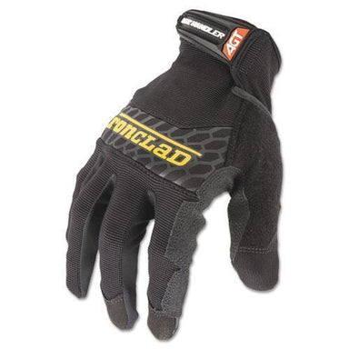 Ironclad Box Handler Gloves, Black, Medium, Pair-Ironclad-Omni Supply