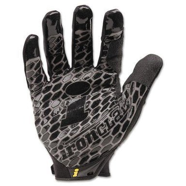 Ironclad Box Handler Gloves, Black, X-Large, Pair-Ironclad-Omni Supply