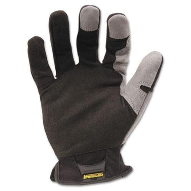 Ironclad Workforce Glove, Large, Gray-black, Pair-Ironclad-Omni Supply