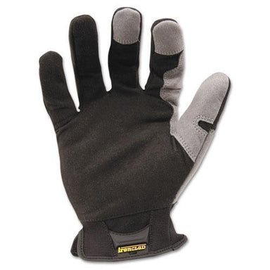 Ironclad Workforce Glove, X-Large, Gray-black, Pair-Ironclad-Omni Supply