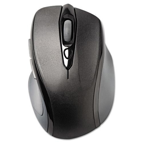 Kensington PRO FIT MID-SIZE WIRELESS MOUSE, RIGHT, BLACK-Kensington®-Omni Supply