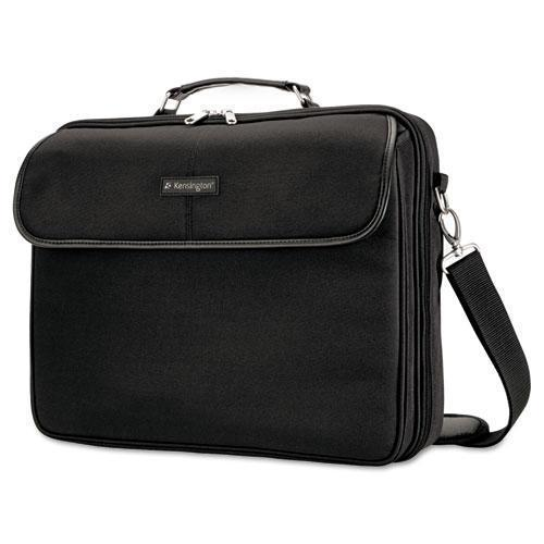 Kensington Simply Portable 30 Laptop Case, 15 3-4 X 3 X 13 1-2, Black-Kensington®-Omni Supply