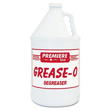 Kess Premier Grease-O Extra-Strength Degreaser, 1gal, Bottle, 4-carton-Kess-Omni Supply