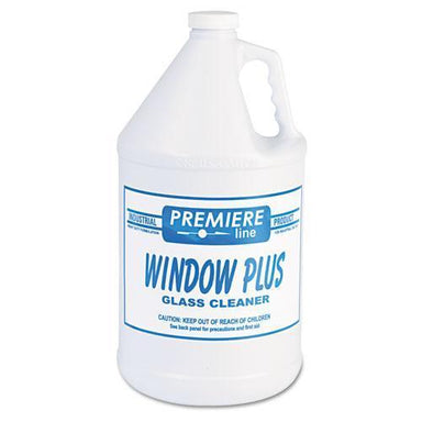 Kess Window A Ready-To-Use Glass Cleaner, Ammonia-Free, 1gal, Bottle, 4-carton-Kess-Omni Supply