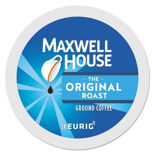 MaxwellHse Original Roast K-Cups, 24-box-Maxwell House®-Omni Supply