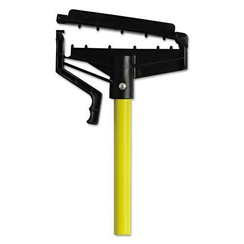 "O-Cedar Quick-Change Mop Handle, 60"", Fiberglass, Yellow-O-Cedar® Commercial-Omni Supply"