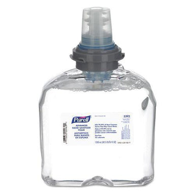 PURELL Advanced Tfx Foam Instant Hand Sanitizer Refill, 1200ml, White-PURELL®-Omni Supply