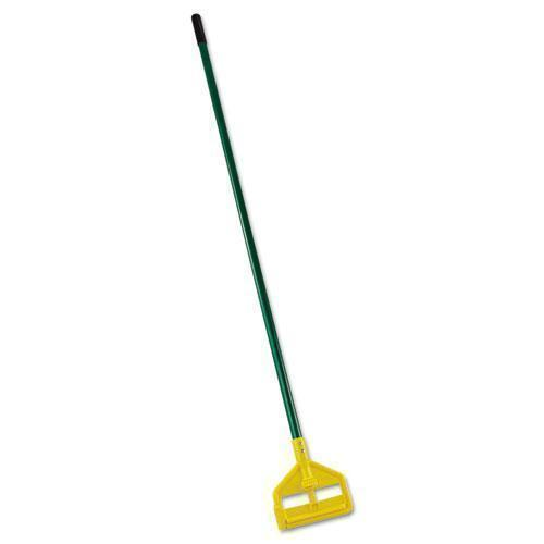 "Rubbermaid Invader Side-Gate Wet-Mop Handle, 60"", Green, Fiberglass-Rubbermaid® Commercial-Omni Supply"