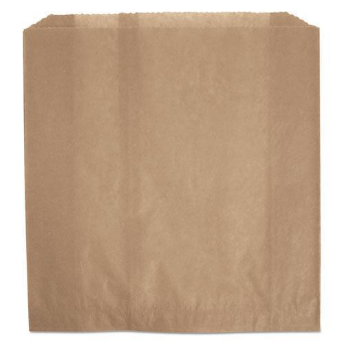 Rubbermaid WAXED NAPKIN RECEPTACLE LINERS, 2 3-4 X 8 34 X 8 1-2, BROWN, 250-CARTON-Rubbermaid® Commercial-Omni Supply