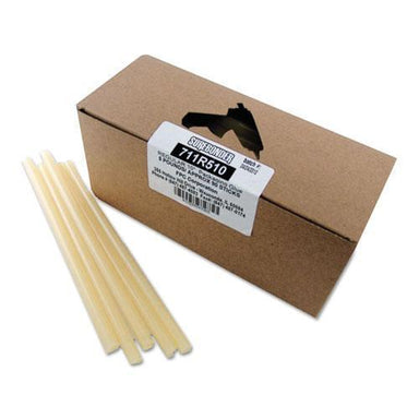 "Surebonder Packaging Glue Sticks, 5 Lb Box, 10"", Amber, 90-box-Surebonder®-Omni Supply"