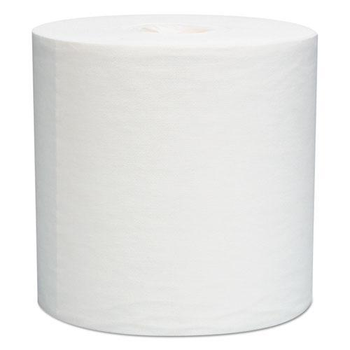 Wypall L30 Towels, Center-Pull Roll, 8 X 15, White, 150-roll, 6 Rolls-carton-WypAll®-Omni Supply