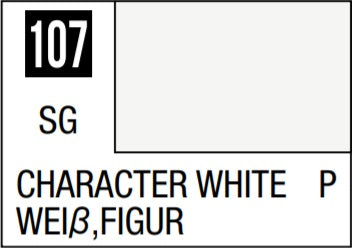 Character White
