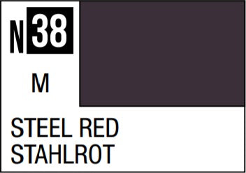 Steel Red
