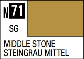 Middle Stone