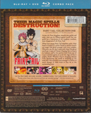 Fairy Tail Collection 1 Blu-ray/DVD Combo Pack