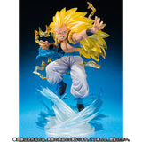 Dragon Ball Z: Gotenks Super Saiyan 3 Figuarts Zero Figure