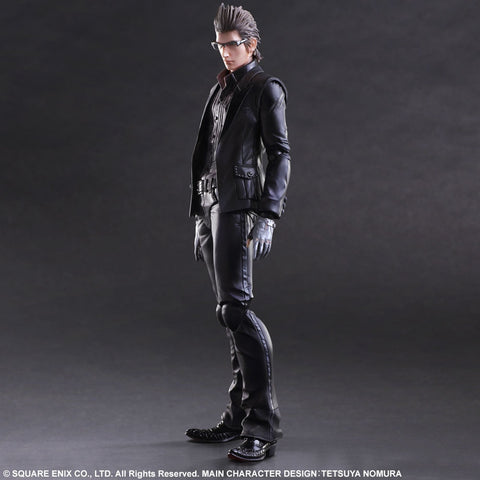 Final Fantasy XV: Ignis Scientia Play Arts Kai