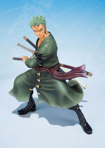 One Piece: Roronoa Zoro Figuarts Zero 5th Anniversary Figure
