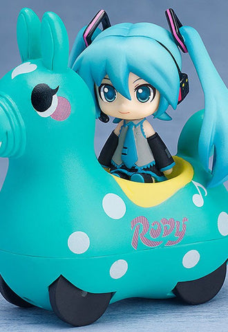 Vocaloid: Hatsune Miku Nendoroid Plus Pullback Car Series Figure