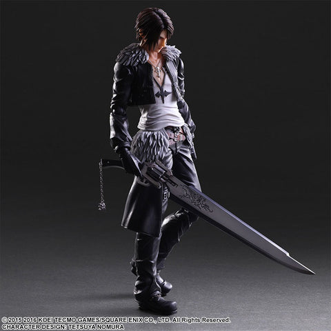 Dissidia Final Fantasy: Squall Leonhart Play Arts Kai