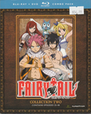 Fairy Tail Collection 2 Blu-ray/DVD Combo Pack