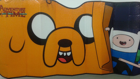 Adventure Time: Fin and Jake Sunshade