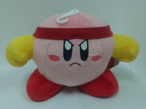 "Kirby: Kirby 6"" Fighter Plush"