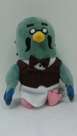 "Animal Crossing: Brewster 7"" Plush"